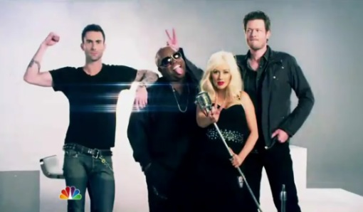 The-Voice-Christina-Aguilera-Adam-Levine-Cee-Lo-Green-Blake-Shelton
