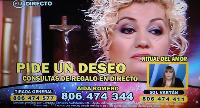 Aida Romero vidente