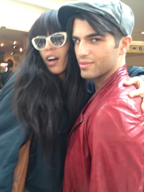 Tooji Meets Loreen