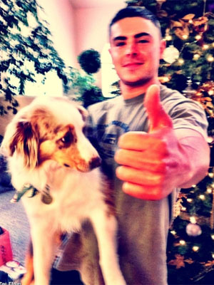 zac-efron-puppy-christmas