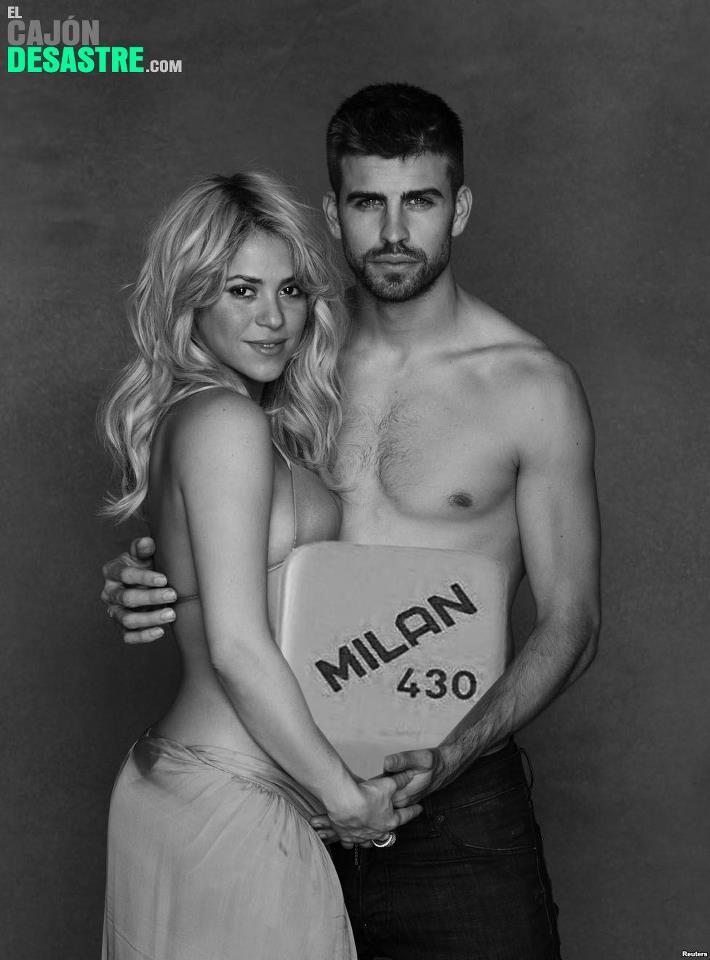 La feliz pareja posa con su hijo recién nacido en una imagen exclusiva.