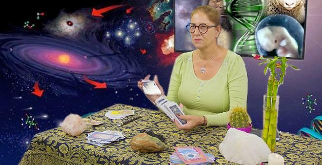 La Profesora Celia tarot