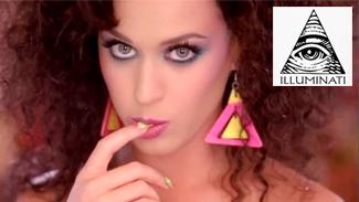 ¿Pendientes con forma de triángulo? Illuminati perdida.