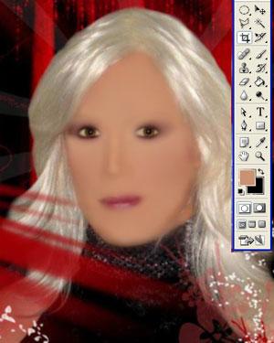 Odette lleva los filtros de Photoshop a otro nivel