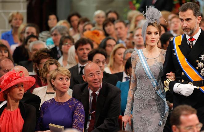 coronación felipe leti