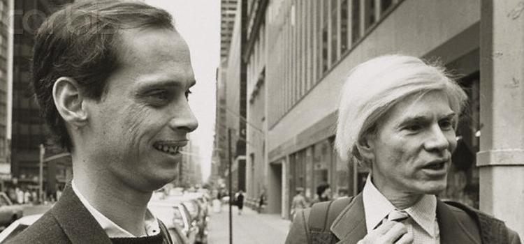 John Waters y Andy Warhol, fieramente heterosexuales...