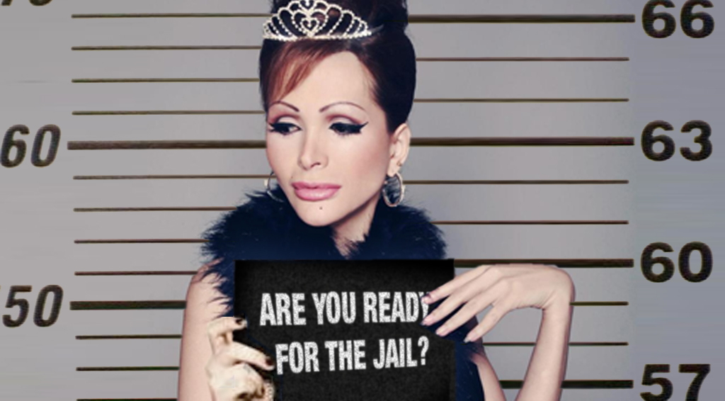 Are you ready for the jail?