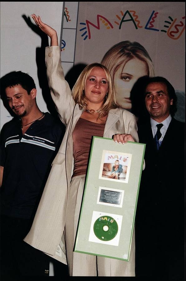 La Belén Esteban de 1999 recogerá el Disco de Uranio en el nombre de Malú.