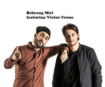 Behrang Miri feat. Victor Crone – 'Det rår vi inte för'