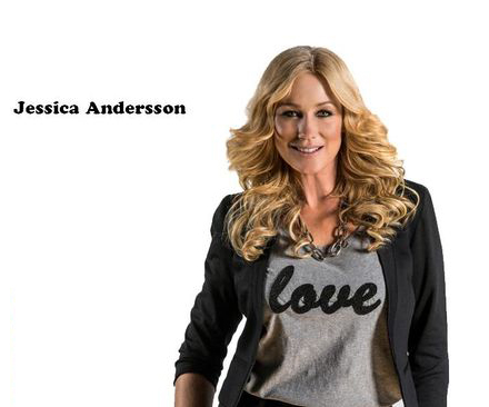 Jessica Andersson - 'Can't Hurt Me Now'