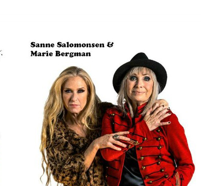 Marie Bergman & Sanne Salomonsen – Nonetheless