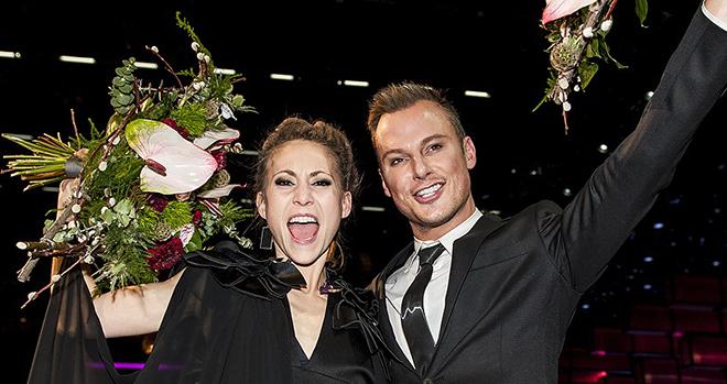 Mariette Magnus Carlsson Melodifestivalen
