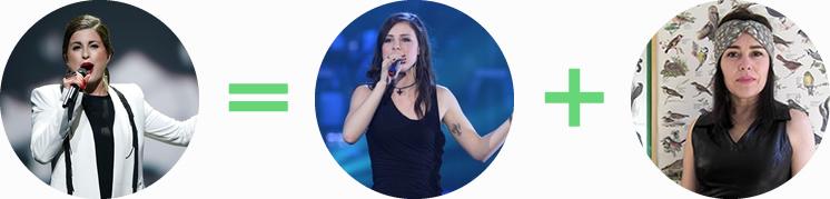 parecido razonable eurovision 2015 ann sophie