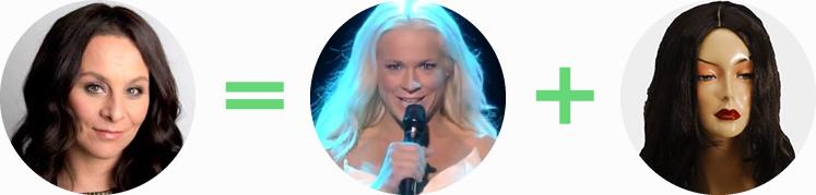 parecido razonable eurovision 2015 trijntje oosterhuis