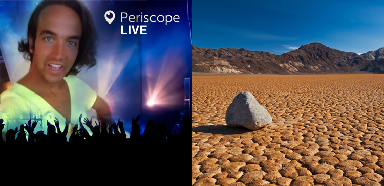 Emitir por Periscope: Expectativa Vs Realidad