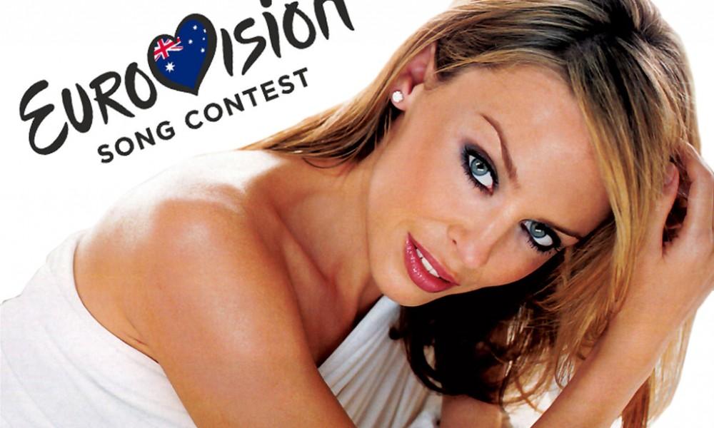 Kylie Eurovision 2016