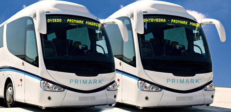 buses primark