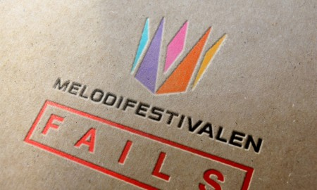 MELODIFESTIVALEN-FAILS