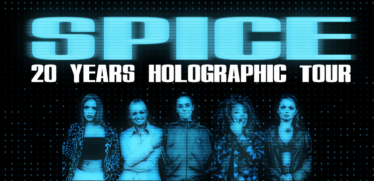 spice holographic tour